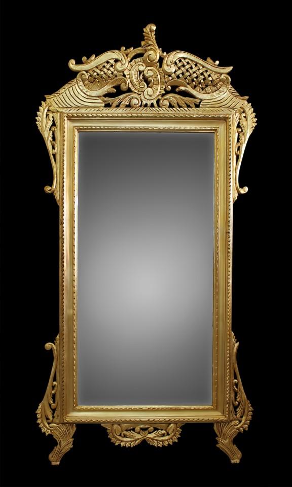 barock deluxe m bel barock spiegel gold modell 1. Black Bedroom Furniture Sets. Home Design Ideas